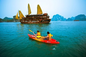 Hanoi – Ha Long Bay – Hoa Lu – Tam Coc 6 days – 5 nights