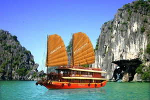 Some Fascinating Sights of Halong Bay