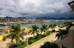 Artificial Cruise Harbor Tuan Chau Ha Long Bay Sets Guinness Vietnam Record