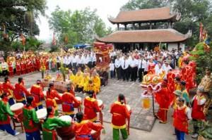 Festival of Long Tien Pagoda
