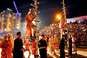 Brilliant Night Ha Long Carnival 2014