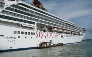 Halong Bay Welcomes International Cruise SuperStar Virgo