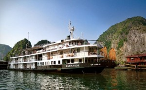 Emeraude Cruise (2 Days/1 Night) 2 days – 1 night