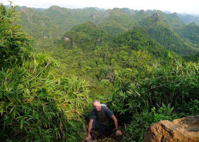 jungle-trek-cat-ba-national-park