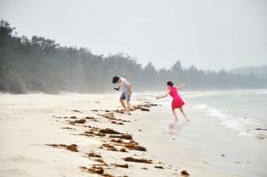 Ha Long Travelling- Quan Lan Sea and Sand