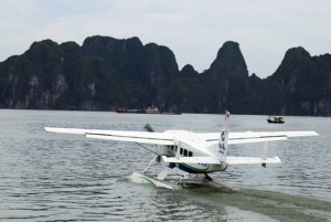 How To Get Ha Long Bay By Air Way