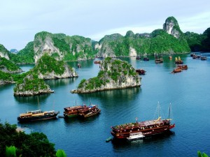 Ha Long Bay Is One of The Outstanding Heritages of the World