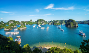 Ha Long Bay On Top World Surprised Wonders