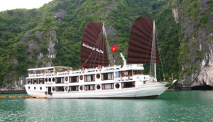 Interesting Vacation In Ha Long Bay Cruises