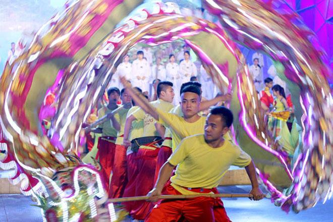 Ha Long Travel Carnaval Ha Long 2015 (3)