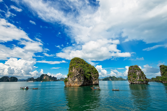 Three Natural Landscapes Of Vietnam Shortlisted In The World Famous Places (1)