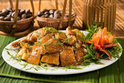 Tien Yen hill Chicken - just need to taste one time, it will make an impression for  a life time