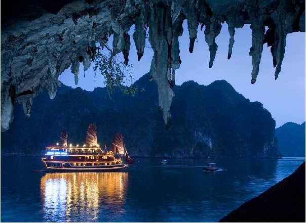 Hanh cave