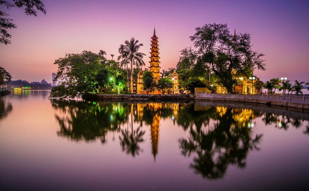 A corner of Hanoi